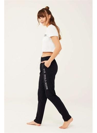 U.S. Polo Assn. U.S. Polo Assn. Kadın Lacivert Pijama Altı Lacivert